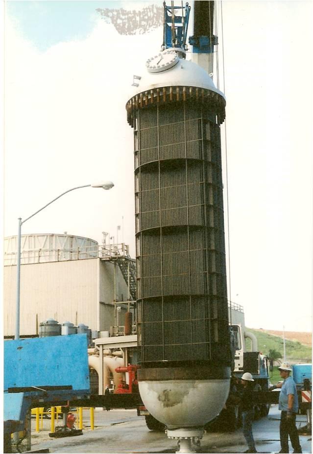 Heat Exchanger Tube Sheets Amp Bundles Flotech Inc