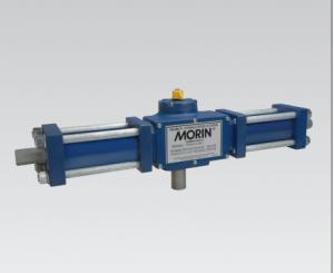 Morin Hydraulic Valve Actuator Series HP - Flotech Inc