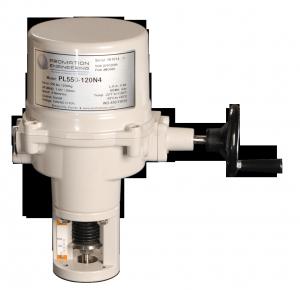 PL Series Electric Linear Actuator - Flotech Inc