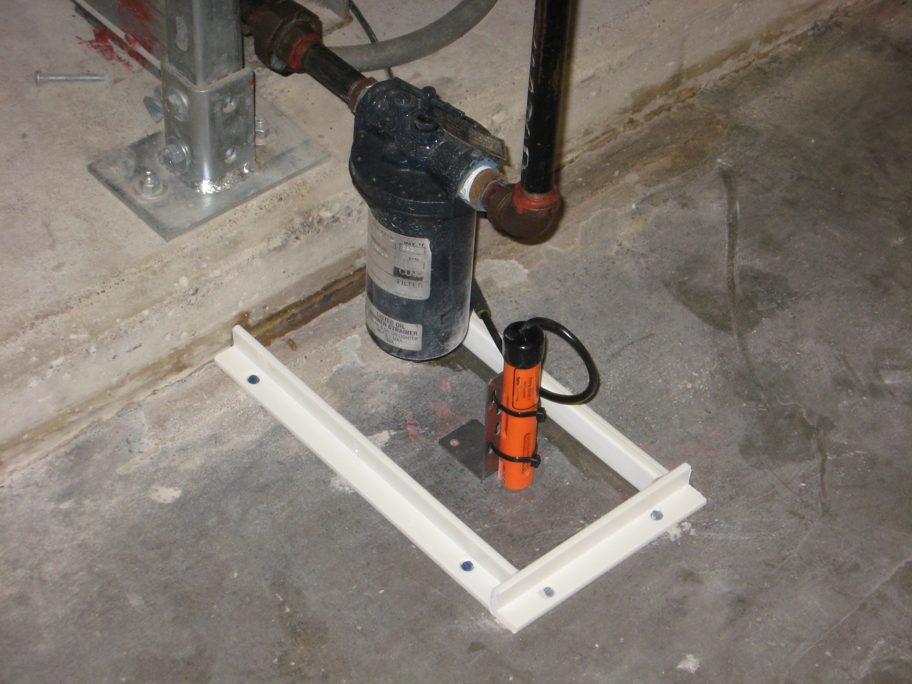Fm Approved Diesel Leak Detection Flotech Inc